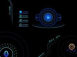 3D智能车载系统