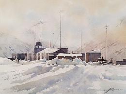 《南极营地》