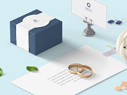 蓝缘珠宝品牌设计