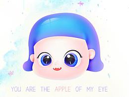 个人形象设计(一)—— apple