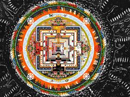 《万象森罗》新媒体未投射效果展示 内蒙古师范大学国际现代艺术设计学院 张洋#青春答卷2014#