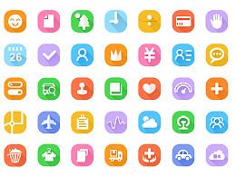 扁平化-Icon
