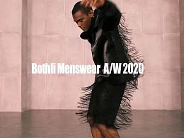 Bothli Menswear A/W 2020