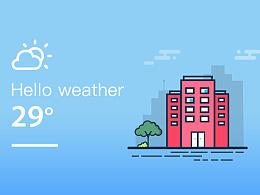 Hello weather