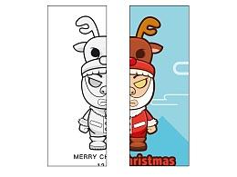 《矢量》-圣诞快乐