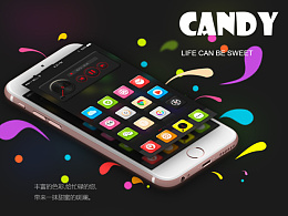 CANDY ICON GUI