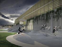学生作业-商业空间设计-减压空间