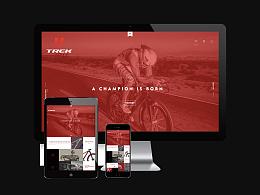 trek网页设计(临摹)