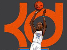 NBA【KD35】杜少
