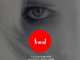 Trend_手机APP设计、UI