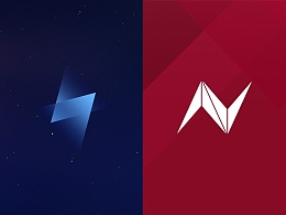 Bluelight & Newview Logo+Web Design
