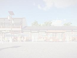 美食街改造设计