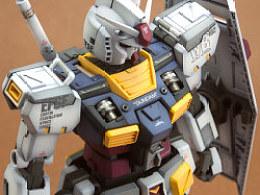 Ka版初代高达《星一号作战形态》