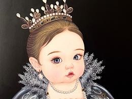我是你的女王还是小公主?