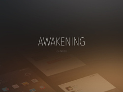AWAKENING by 大空逸_kin