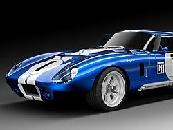 Shelby 1965 Cobra Daytona Coupe