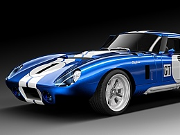 Shelby 1965 Cobra Daytona Coupe