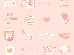 黄油相机贴纸−甜蜜细节