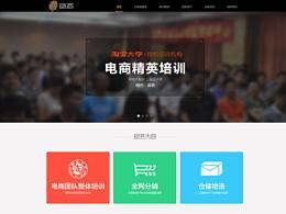 公司官方网站 第3版