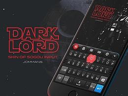 Dark lord & Sky Walker - 2 skins design