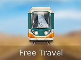 【360手机主题大赛】FreeTravel--心灵之旅