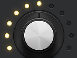 声音控制按钮