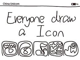 Everyone draw a Icon