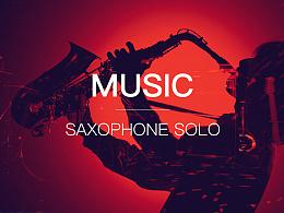 music视觉餐-Saxophone Solo