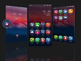 水晶之恋-手机主题图标icon