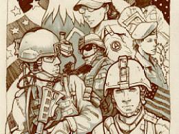 2011年压轴作品--最坚强勇敢的-雄鹰(L)