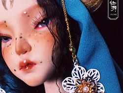 【物游|原创】软陶雕塑作品 《森林》系列 之一  by 物游工作室_只只