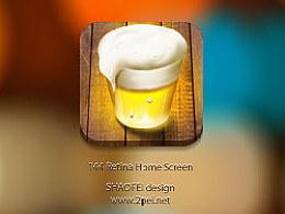 ico啤酒图标一枚