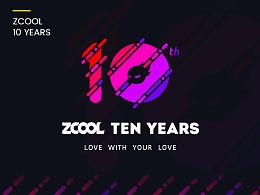 ZCOOL TEN YEARS