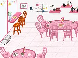 少女の甜品店