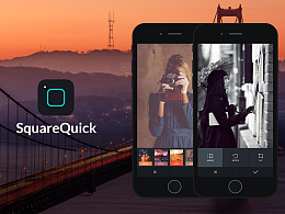 SquareQuick-Photo Editor for iOS