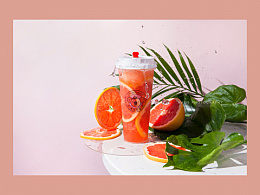 Food photography美食摄影:考拉茶官