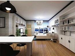 室内设计-北欧风格-毕业设计