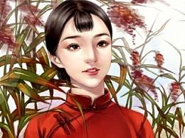 九儿-红高粱图片