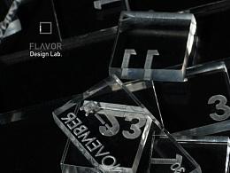 """""""2017日历"""" by FLAVOR DESIGN LAB"""