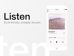 listen-音乐app