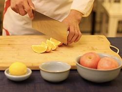 朱春兰食养频道之创意水果系列 第八季 苹果橙子汁