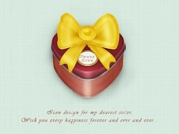 送给我姐的结婚礼物哦!