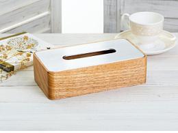 【一宅一朴】原木纸巾盒