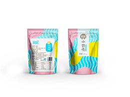 小贝壳零食包装袋子
