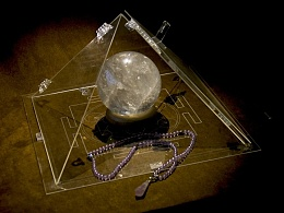 折叠式金字塔 / 神秘的能量