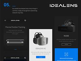 VR  IDEALENS Official Website