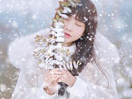 冬雪 - 零下七摄氏度