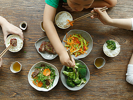 品牌周年庆-电商调味品食品首页设计
