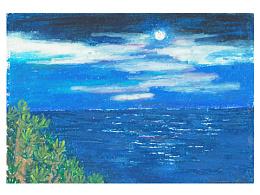 西西里的海
