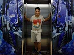 杭州科技园3D地贴